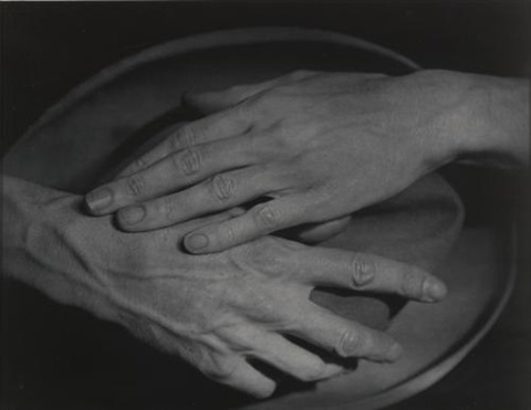 hands of cocteau by berenice abbott