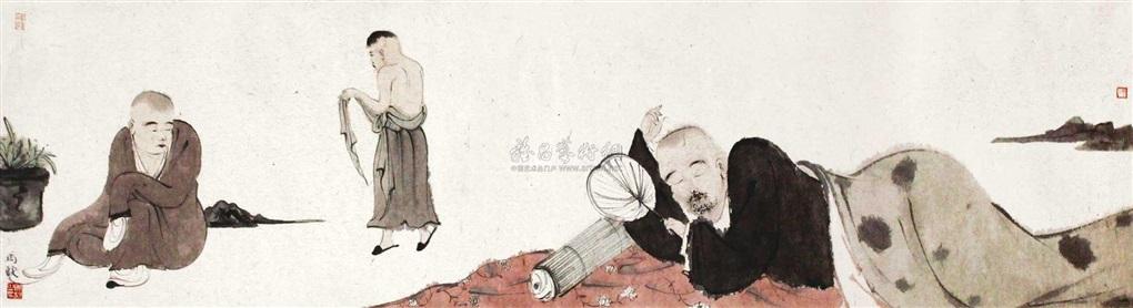 人物系列 by ma jun