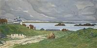 russian north by ilya glazunov