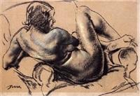 desnudo by francisco serra
