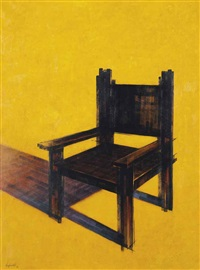 very square chair by guy gladwell