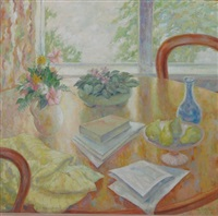 still life with pears by jean appleton