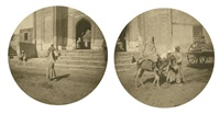voyage au turkestan. août-novembre (2 works) by paul nadar