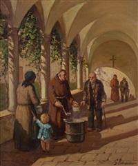 la mensa dei poveri by giuseppe colonello