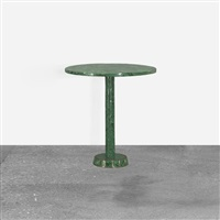 occasional table by pepe mendoza