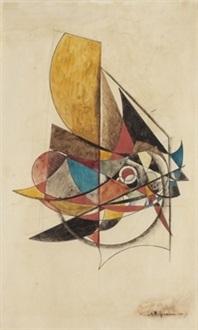sin título, 1917 by alexander rodchenko