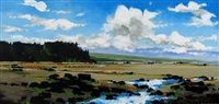 between the tides (qualicum beach, vancouver island) by allan dunfield