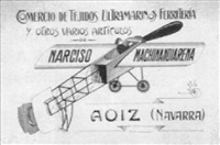 narciso machinandiarena navara by posters: planes