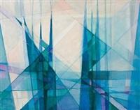 blue surfaces by ferruh basaga