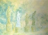 présences immortelles by leopold m. baijot
