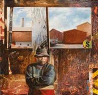 an industrial landscape by kagiso patrick mautloa