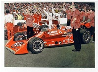 indianapolis 500 by ron kleemann