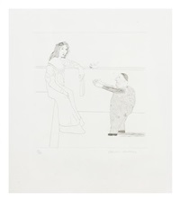 pleading for the children by david hockney