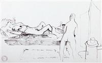 erotická kresba v by alois wachsman