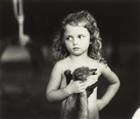 holding the weasel by sally mann