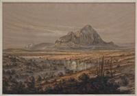 cerro chalcatzingo, mor by jorge cázares campos