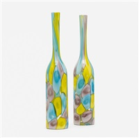 nerox bottles (pair) by ermanno toso