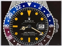 rolex gmt-master by omar mañueco