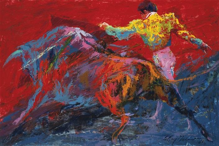 torero by leroy neiman