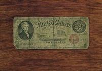 two dollar bill by nicholas alden brooks