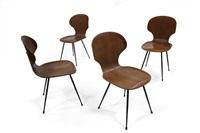 quattro sedie (4 works) by carlo ratti