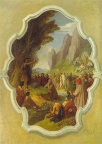 predigt johannes des täufers by ludwig glotzle