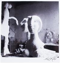 sculpture marie theresa walter by boris kochno