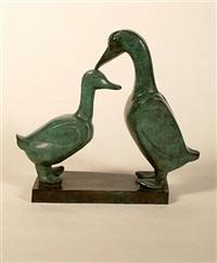 loving ducks by margaret brassler kane