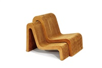 nesting chairs (set of 2) by frank gehry