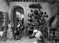 la cuisine de l'auberge by manuel serrano