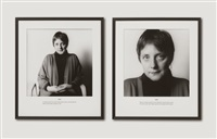 angela merkel (from spuren der macht) (in 2 parts) by herlinde koelbl