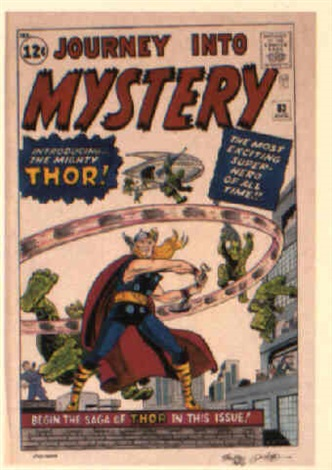 journey into mystery no83 by dick ayers