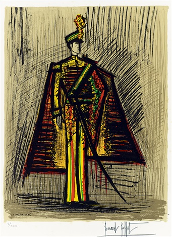 卡門 carmen by bernard buffet