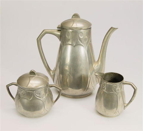 kaffeeservice set of 3 by albinmüller