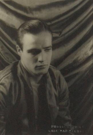 marlon brando, december 27, 1948 (+ pearl bailey in st. louis woman; 2 works) by carl van vechten