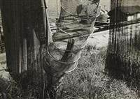 fishing net by shikanosuke yagaki