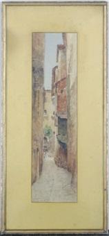vicolo della luna in florence by victor vervloet