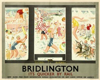 bridlington by t.l. dugdale