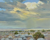 storm over rio grande by william h. atkins