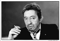 serge gainsbourg by michel ginies