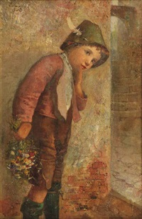 the flower boy by edmund adler