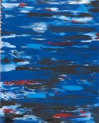 die grosse weite wasser-himmel by magda blau