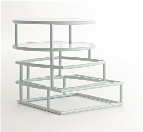 torq side table by daniel libeskind