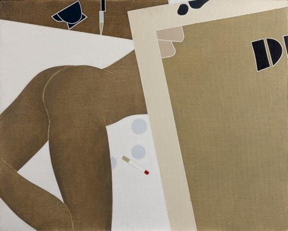 il desiderio del pittore by emilio tadini
