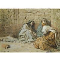 the wailing wall by ellen hofman-bang