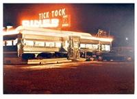 tick tock diner by john baeder