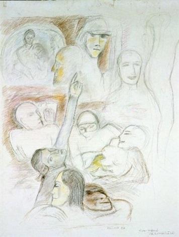 le grand renfermement première version by pierre klossowski