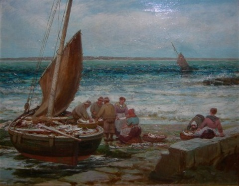 mending the nets another pair by alexander young