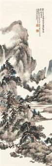 溪山幽居 by xi tuge