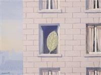 le génie bonhomme by rené magritte